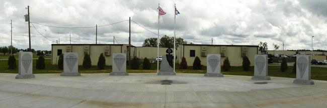 Currahee Memorial