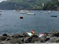 Straight up chillin in Ischia