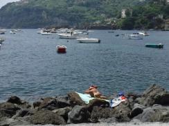 Straight up chillin in Ischia